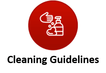 Cleaning Guidelines