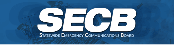 Statewide Emergency Communications Board logo
